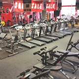 Cardio and Strength Equipment