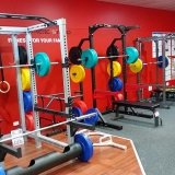 Crossfit and Strength Equipment