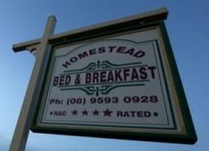 Homestead Bed & Breakfast