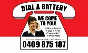Bond Batteries Dial-A-Battery
