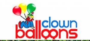 Clown Balloons - Custom Printed Balloons Australia