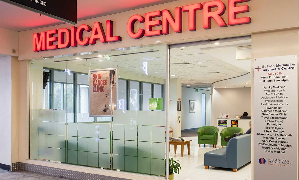 Australian Medical Centre Directory